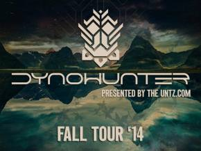 DYNOHUNTER unveils fall 2014 tour dates, new remix