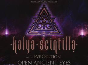 [PREMIERE] Kalya Scintilla - The Calling [Open Ancient Eyes out Sept 23 on Merkaba Music]