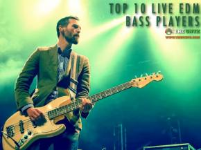 Top 10 EDM - Live Bass Players [Page 2]