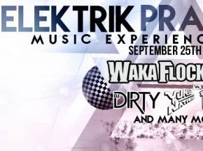 Waka Flocka Flame, Riff Raff hit Stillwater, OK for Elektrik Prairie at the end of September