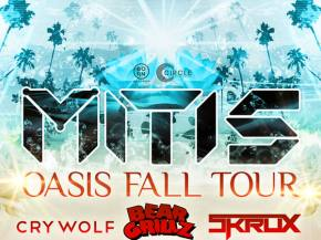 [INTERVIEW] MitiS adds more tour dates with Bear Grillz, Crywolf, Skrux