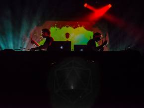 [PHOTOS] ODESZA blasts LA's Fonda Theatre 'In Return' (Sept 20, 2014)