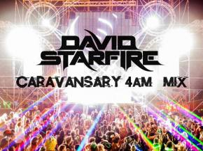 [PREMIERE] David Starfire shares Burning Man 4am Caravansary mix, launches Amrita Recordings