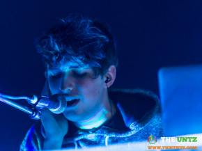 [PHOTOS] Porter Robinson brings 'Worlds' to Utah with Giraffage, Lemaitre (Sept 5, 2014)