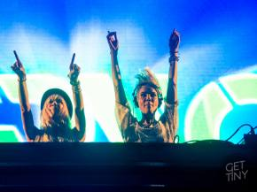 [PHOTOS] Fatboy Slim and NERVO rock the Shrine Auditorium (Los Angeles, CA - September 18, 2014)