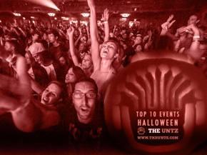 Top 10 Halloween EDM Events