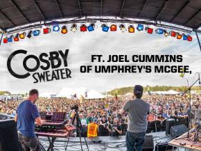 [INTERVIEW] Joel Cummins joins Cosby Sweater for two-night Denver stand at The 1UP this weekend