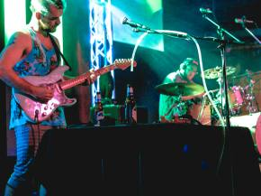 [PHOTOS] The Floozies back on it at The Orange Peel with Exmag, Marvel Years (Asheville, NC - Sept 13, 2014)
