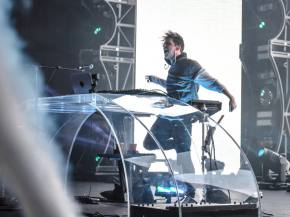 [PHOTOS] Porter Robinson brings 'Worlds' to Philly (Oct 10, 2014)