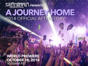[VIDEO] Shambhala releases teaser for A Journey Home after movie
