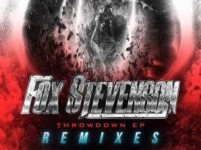 [PREMIERE] Fox Stevenson - Throwdown EP Remixes [Firepower Oct 21]