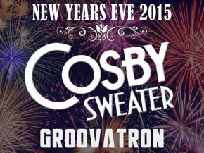 Cosby Sweater returns to Indianapolis for NYE 2015!