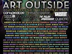 [PREVIEW] Art Outside 2014 hits Rockdale, TX this weekend!