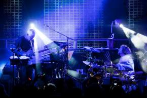 EOTO Spring Tour with Custom Projection Show