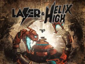 [PREMIERE] Lazer Lazer Lazer & Helix High - The Masterplan [Firepower]