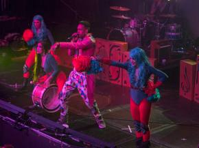 [PHOTOS] Creature Carnival lights up Electric Factory (Oct 25, 2014)