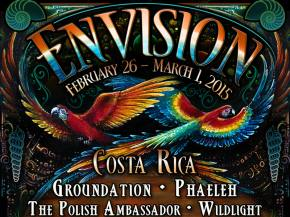 Envision reveals first round headliners for 2015 Costa Rica festival
