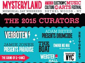 Mysteryland USA 2015 announces curators, tix on-sale Dec 4
