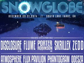 [PREVIEW] SnowGlobe South Lake Tahoe, CA Dec 29-31, 2014