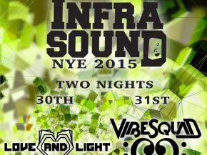 Love and Light, VibeSquaD headline 2-day Infrasound NYE Minneapolis