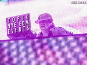 Top 10 NYE EDM Events - 2014