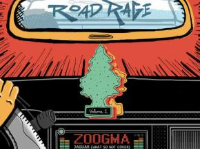 Zoogma releases two tracks from tour as 'Road Rage' teasers