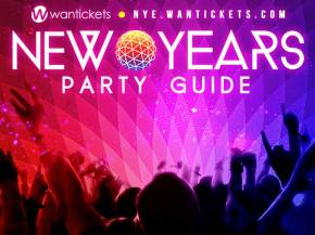 WanTickets NYE Party Guide, 12 Days of Giveaways!