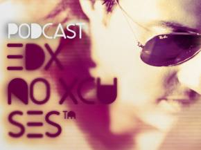 [PREMIERE] EDX - No Xcuses 198 (60-minute house mix) Preview