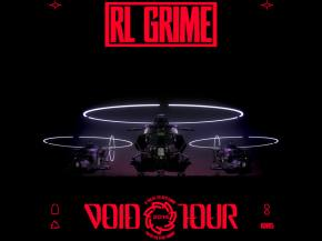 RL Grime, Lunice close VOID tour at Terminal 5 NYC December 19, 2014