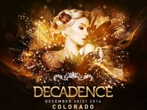 [PREVIEW] Decadence NYE hits downtown Denver, CO December 30-31, 2014