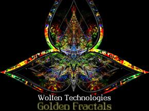 Sunny psy-breaks: Wolfen Technologies' Golden Fractals [Shanti Planti]