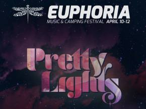 Pretty Lights to headline Euphoria Music Festival April 10-12, 2015