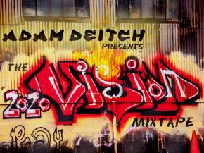 [PREMIERE] Adam Deitch - 2020 Vision Mixtape [Golden Wolf Records]
