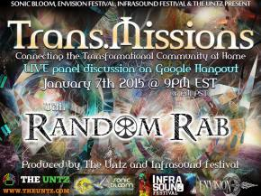 Trans.Missions Google Hangout with Random Rab January 7