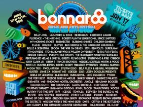 Bonnaroo reveals 2015 lineup, tickets on-sale January 17