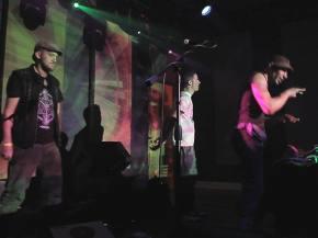 [VIDEO] Desert Dwellers & Kaminanda Aisle 5 Atlanta, GA Jan 10, 2015