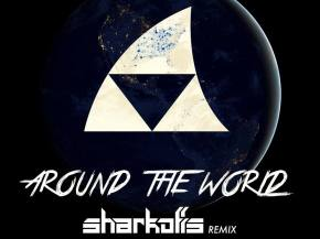 Daft Punk - Around The World (Sharkoffs Remix) Preview