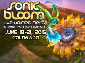 SONIC BLOOM GA tickets on-sale NOW for 10th anniversary festival