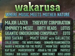 Major Lazer, Lotus, EOTO added to Wakarusa final lineup Preview