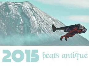 Beats Antique JET PACK MIX TAPE 2015 features Tipper, Mr Carmack
