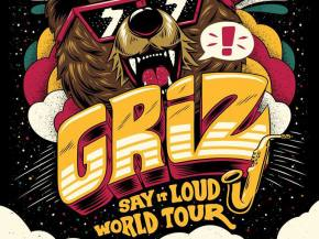 GRiZ drops 'Stop Trippin' along with Say It Loud World Tour dates