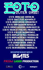 EOTO unleashes Outer Orbit spring 2015 tour dates