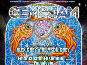 Crystalline visions unfold at ninth annual Gem & Jam Festival Feb 6-8