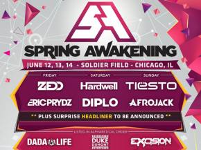 Spring Awakening Music Festival 2015 reveals lineup Preview