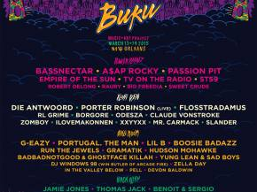 BUKU Music + Art Project 2015 returns March 13-14 to New Orleans
