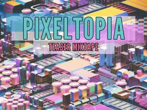 [PREMIERE] Stephan Jacobs - Pixeltopia Teaser Mixtape Preview