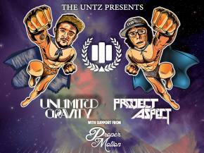 Unlimited Gravity & Project Aspect unveil 7 Days of Saturday Tour