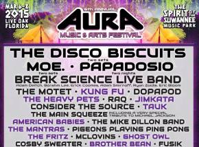 The 5 Bands to See at AURA Music Festival 2015