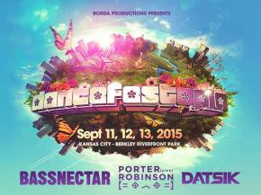 Bassnectar, Datsik headline Dancefestopia Sept 11-13 Kansas City, MO