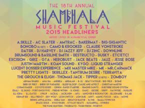 Pretty Lights, Skrillex, Tipper, GRiZ headline Shambhala 2015 Preview